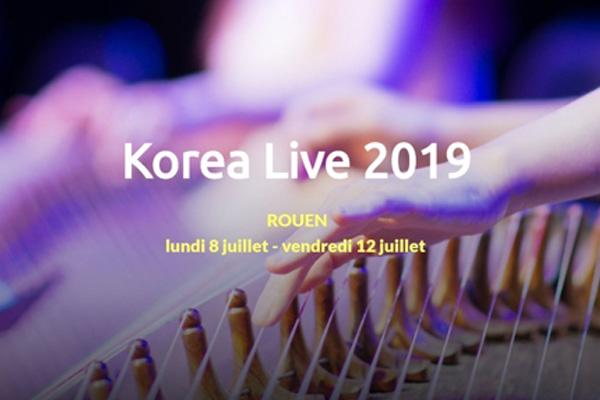 Korean cultural festival opens in France