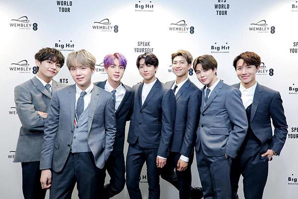 BTS Puncaki Gaon Chart Album Bulanan dengan BTS WORLD OST