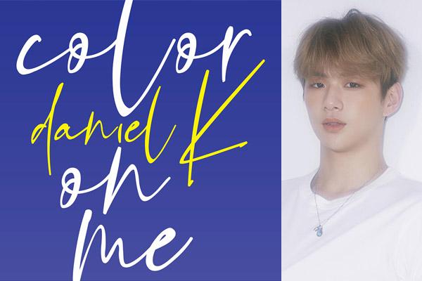 Kang Daniel desvela el título de su álbum en solitario