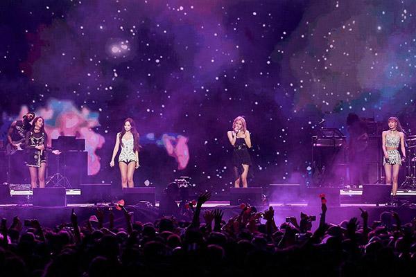 Black Pink finaliza una gira de 8 meses