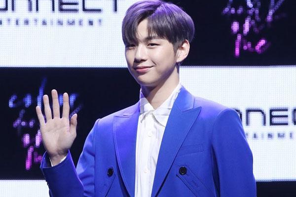 Kang Daniel releases 1st solo album