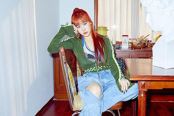 Park Ji Min sale de JYP