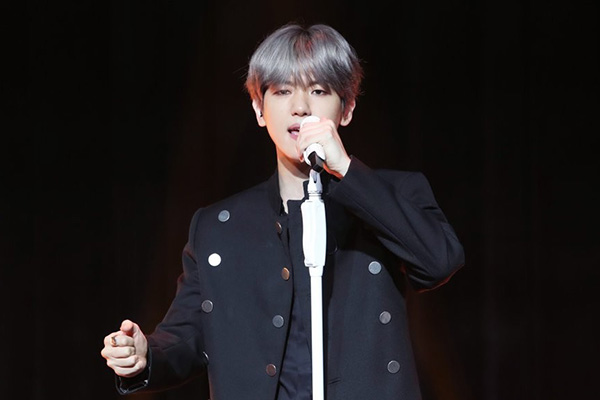 Baekhyun de EXO ha logrado con éxito su debut como solista
