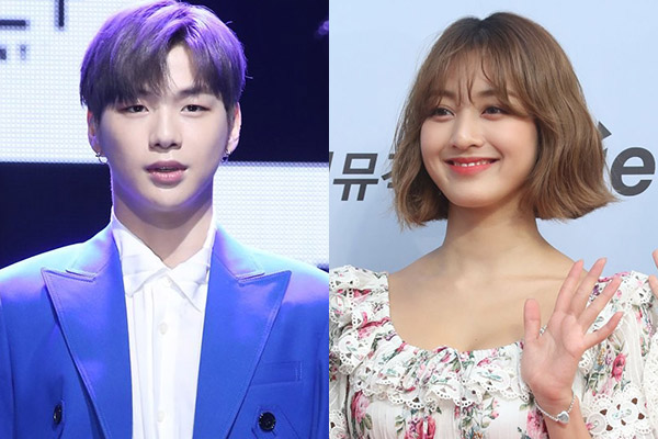 Kang Daniel dan Jihyo TWICE Berpacaran, Kedua Agensi Konfirmasi