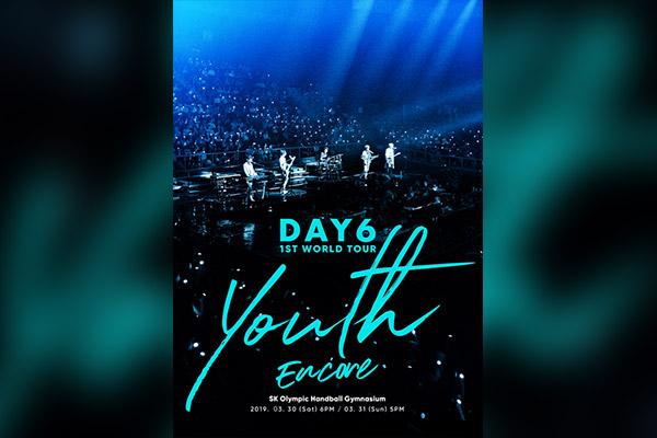 Day6s planen neue Welttournee