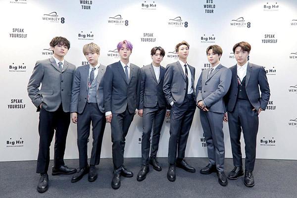 BTS erhalten sechs Preise bei den Genie Music Awards