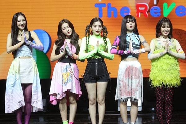 Red Velvet veröffentlicht neues Sommeralbum
