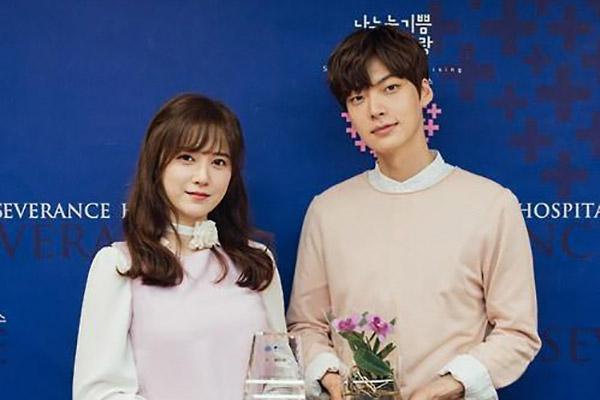 Ku Hye Sun y Ahn Jae Hyun opinan diferente acerca de su divorcio