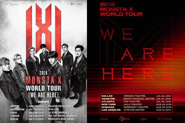 Monsta X chứng minh sự trưởng thành và tiến bộ vượt bậc qua từng tour diễn