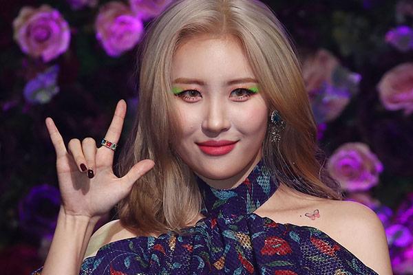 Solosängerin Seonmi bringt neuen Song heraus