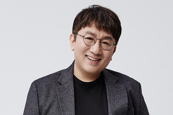 Bang Sihyuk, CEO von Big Hit Entertainment gibt Variety ein Interview