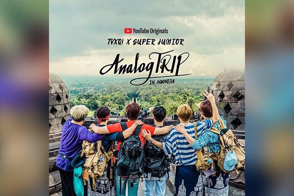 """Công chiếu hành trình """"Analog Trip"""" của DBSK và Super Junior vào tháng 10"""