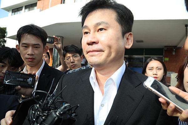 Yang Hyun Suk dan YG Didenda 6 Miliar Pajak Tambahan