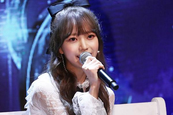 キム・ソヒ 女性アイドルグループのメンバーとして再デビュー