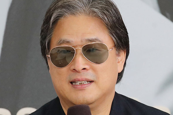 Park Chan-wook preparing new film