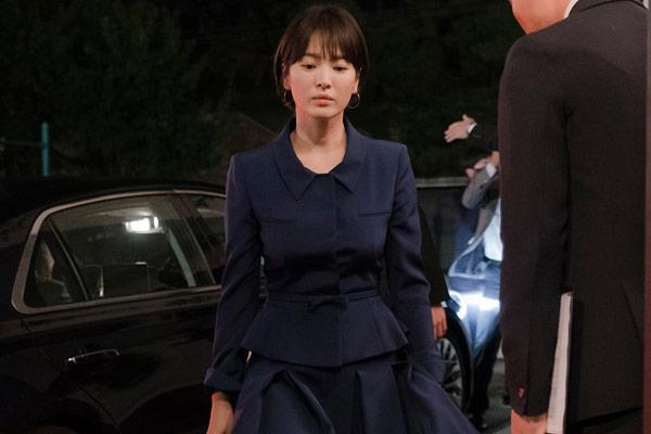 Song Hye Kyo Lanjutkan Berdonasi untuk Kehormatan Hari Hangul