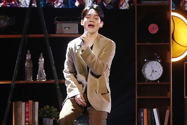 Album von Chen ist ein wahrer Volltreffer
