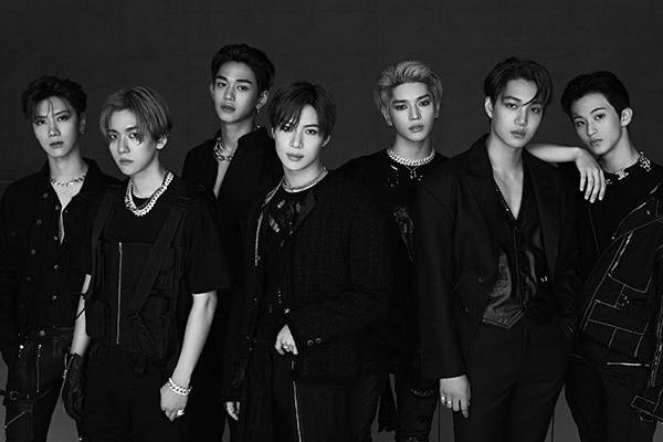 SuperM stürmt als zweite koreanische Band die Spitze der Billboard Charts