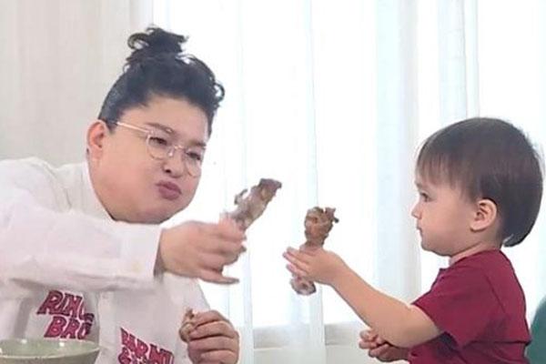 이영자X벤틀리 족발 먹방…'슈돌' 300회 시청률 13.9%