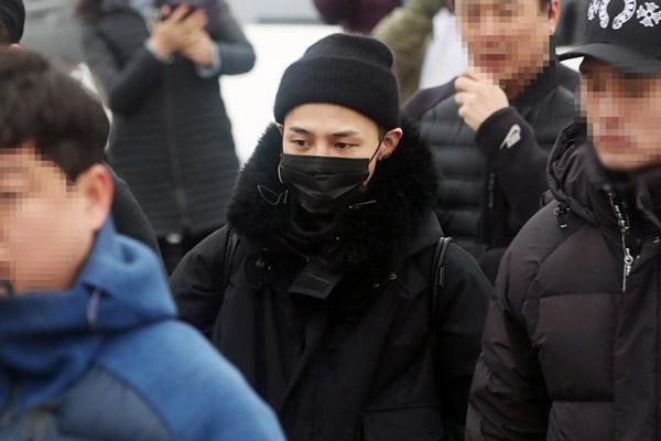 G-Dragon finaliza el servicio militar el 26 de octubre