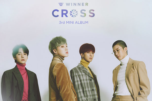 Winner releases new album