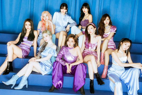 Twice announces Tokyo stop in world tour