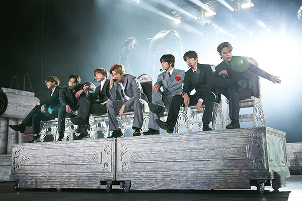 Make It Right của BTS thống lĩnh bảng xếp hạng iTunes 22 quốc gia và vùng lãnh thổ