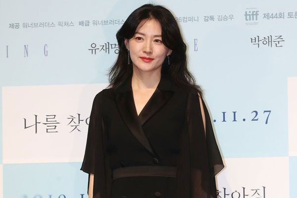 Actress Lee Young-ae returns to big screen