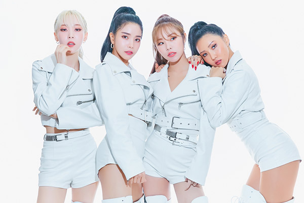 Mamamoo regresa con su segundo álbum regular