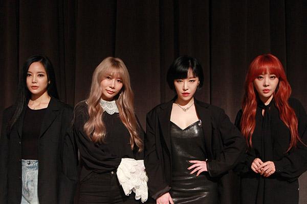 Brown Eyed Girls sind zurück