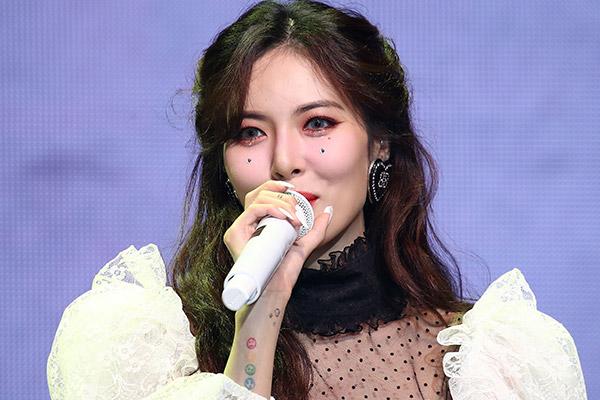 HyunA gibt unter neuem Label ihre erste Single heraus