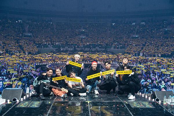 Winner wollen in Asien weitere Konzerte geben