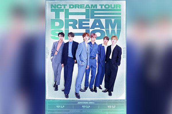 Conert cá nhân đầu tiên của NCT Dream cháy vé từ Hàn Quốc đến Thái Lan