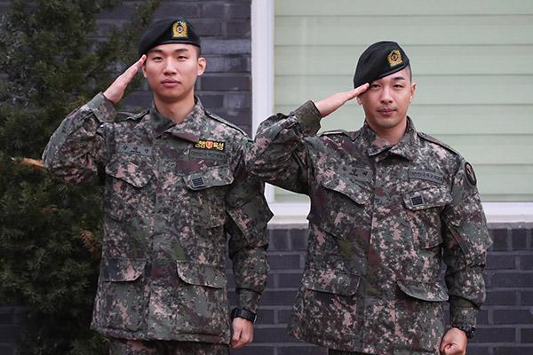 Taeyang y Dae Sung podrían volver tras el servicio militar