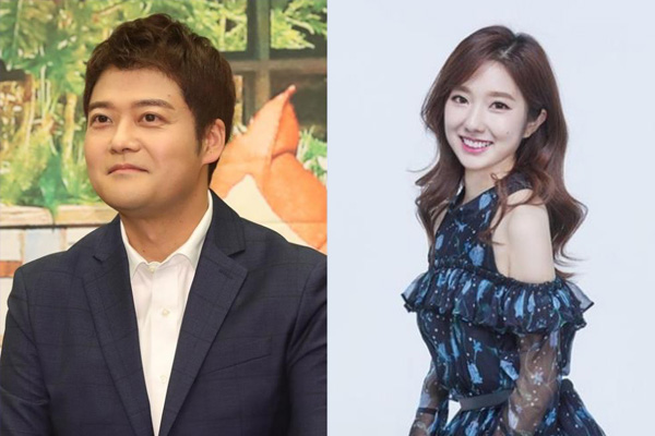 Jun Hyun Moo dan Lee Hye Sung Pacaran