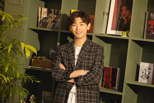 Eric Nam lanza un álbum en inglés