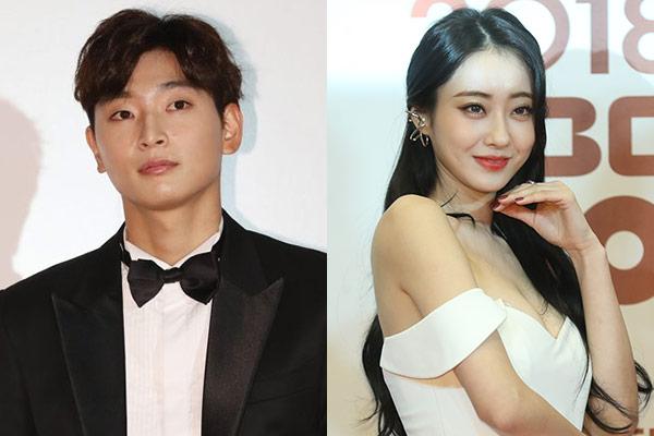 Jeong Jin Woon de 2AM y Kyung Ri de 9 Muses: dos años de romance