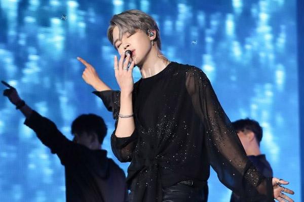 Ji-min (BTS) lập kỉ lục khủng với ca khúc solo