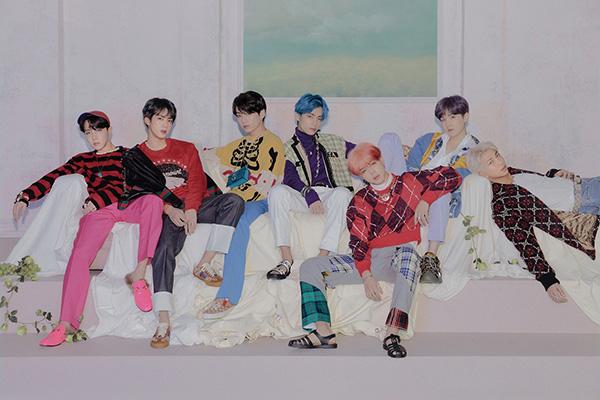 BTS được vinh danh tại lễ trao giải âm nhạc đình đám của Mỹ