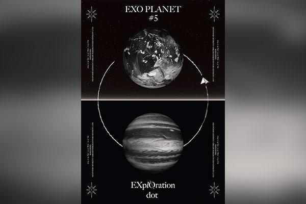 EXO Gelar Konser Encore Akhir Desember