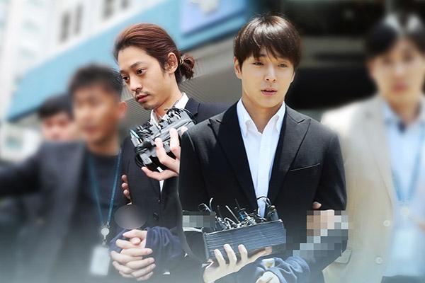 Tuduhan Pemerkosaan, Jung Joon Young & Choi Jong Hoon Dijatuhi Hukuman Penjara