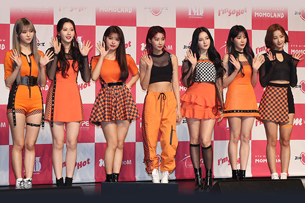 Momoland tendrá 6 integrantes