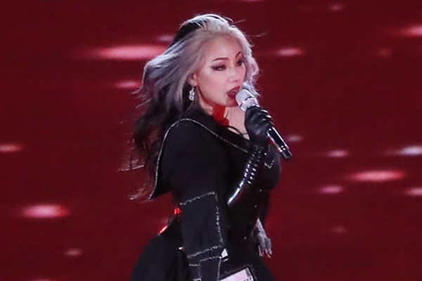 CL return with 1st solo album
