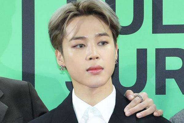 Jimin de BTS : membre d'un groupe d'idoles le mieux reconnu en novembre