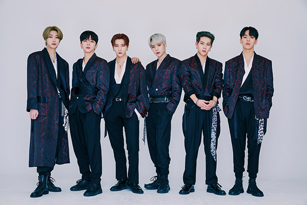 Monsta X tổ chức fan-concert tháng 1 năm 2020