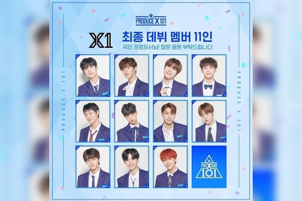 X1 disbands over vote-rigging scandal