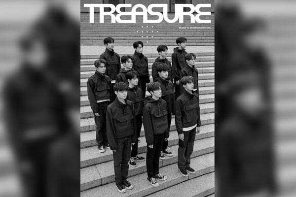"""Neue Boyband """"Treasure"""" gibt in diesem Monat ihr Debüt"""