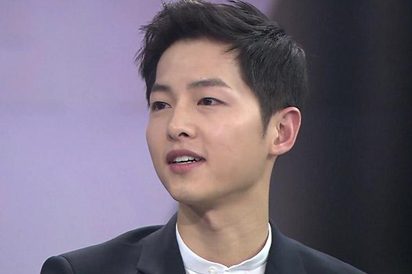 Tinggalkan Blossom Entertainment, Song Joong Ki Bergabung Agensi Baru