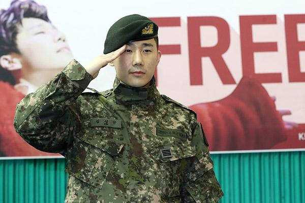 Keluar Wajib Militer, Sunggyu INFINITE Adakan Mini Fanmeeting