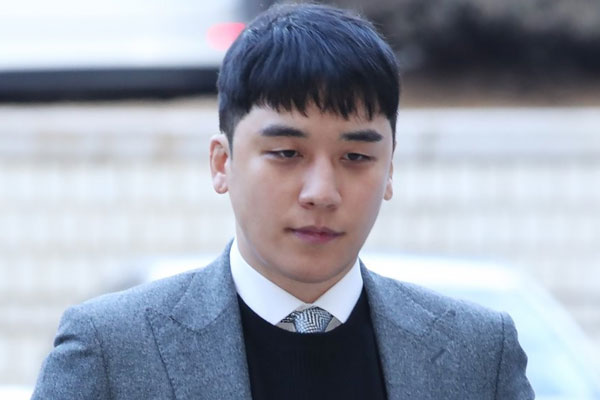 Court denies arrest warrant for Seungri